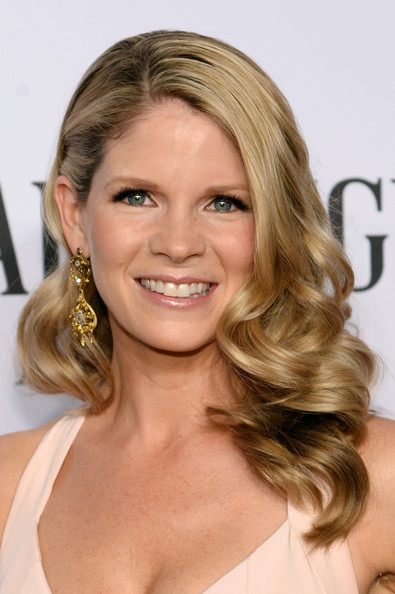 Kelli O'hara Long Curls