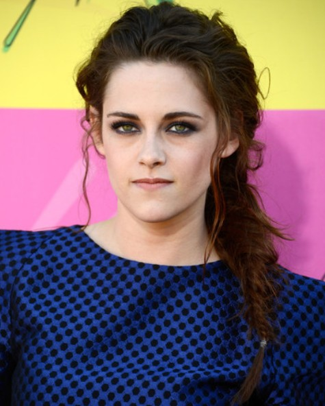 Kristen Stewart Braid/Getty Image