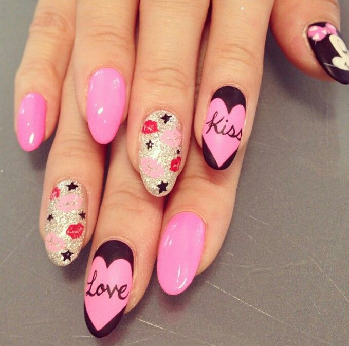 22 Magical Nail Designs for Pretty Girls - Pretty Designs