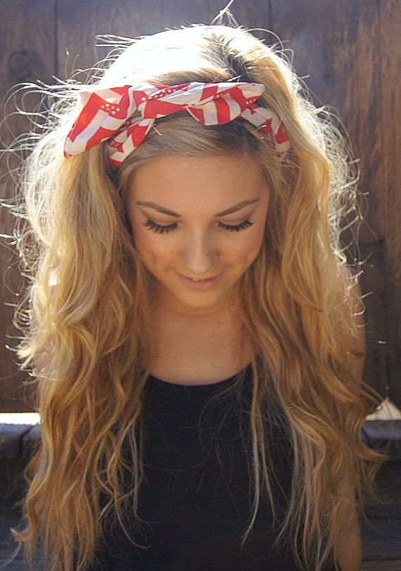20 Gorgeous Headband Hairstyles You Love - Pretty Designs