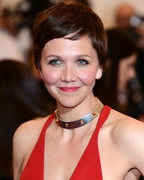 Maggie Gyllenhaal Pixie Haircut