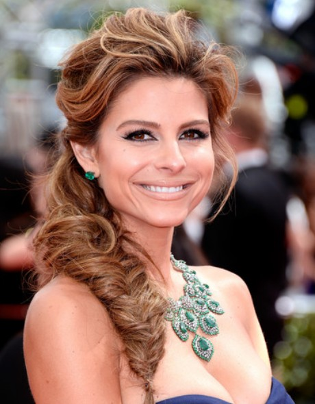 Maria Menounos Braid/Getty Image