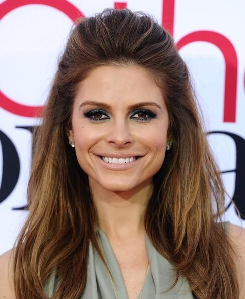 Hair Trend Celebrities Half Updo Pretty Designs