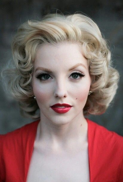 Hairstyles Try Season Vintage Waves Pretty