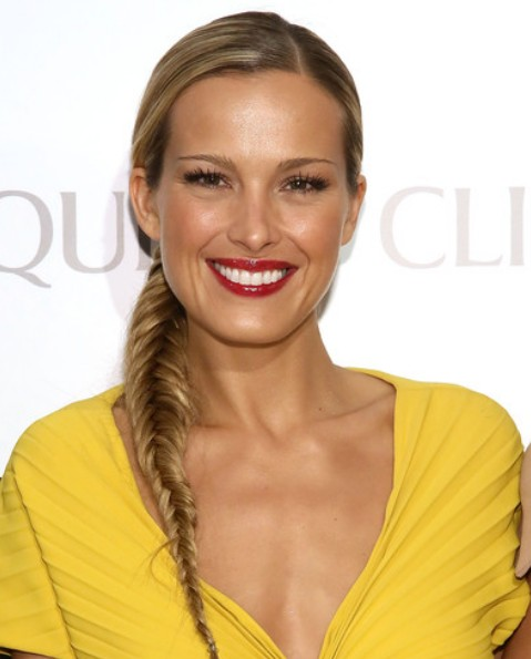 Petra Nemcova Braid/Getty Image