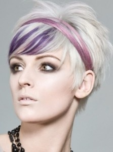 Awe Inspiring 15 Super Cool Platinum Blonde Hairstyles To Try Pretty Designs Short Hairstyles Gunalazisus