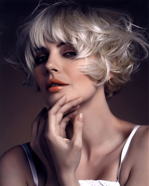 15 Super Cool Platinum Blonde Hairstyles To Try Pretty Designs