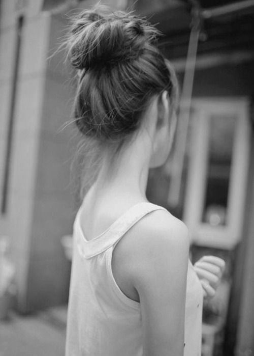 Pretty Top Knots Or Top Buns You May Love Pretty Designs
