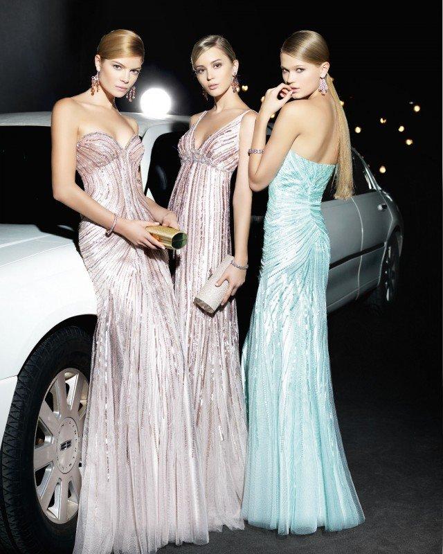 Pretty Maxi Dresses By Rosa Clara
