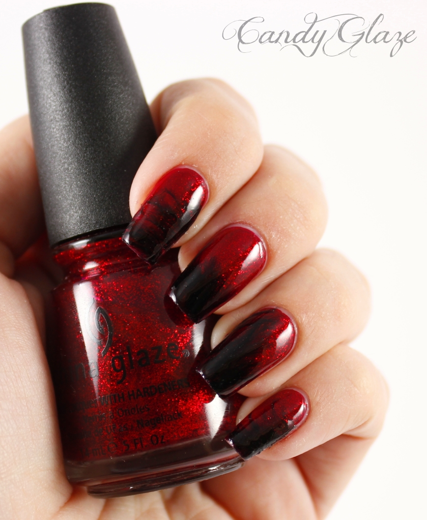 Red and Black Nails for You to Try - Pretty Designs
