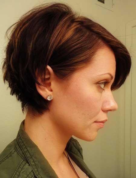 Pretty Short Hair