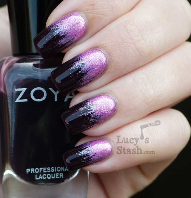 15 Ombre Nail Designs for the Week - Pretty Designs