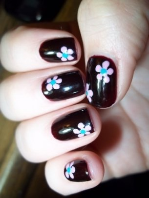 20 ingenious nail art designs  pretty designs