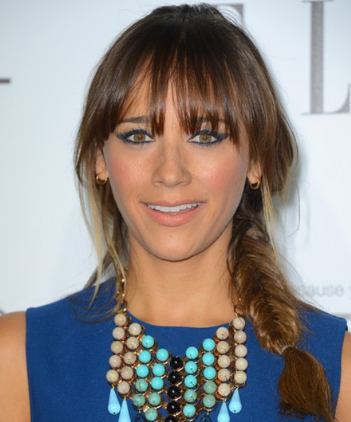 Rashida Jones Braid/Getty Image