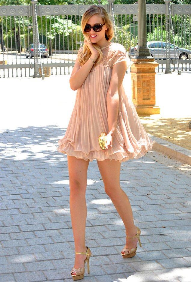 Romantic and Elegant Dress