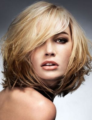 Enjoyable Best Messy Bob Hairstyles For 2014 Pretty Designs Hairstyle Inspiration Daily Dogsangcom