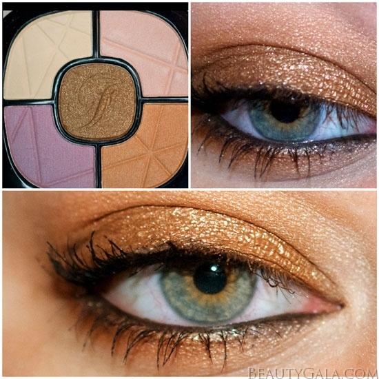 Stylish Summer Eye Makeup Idea