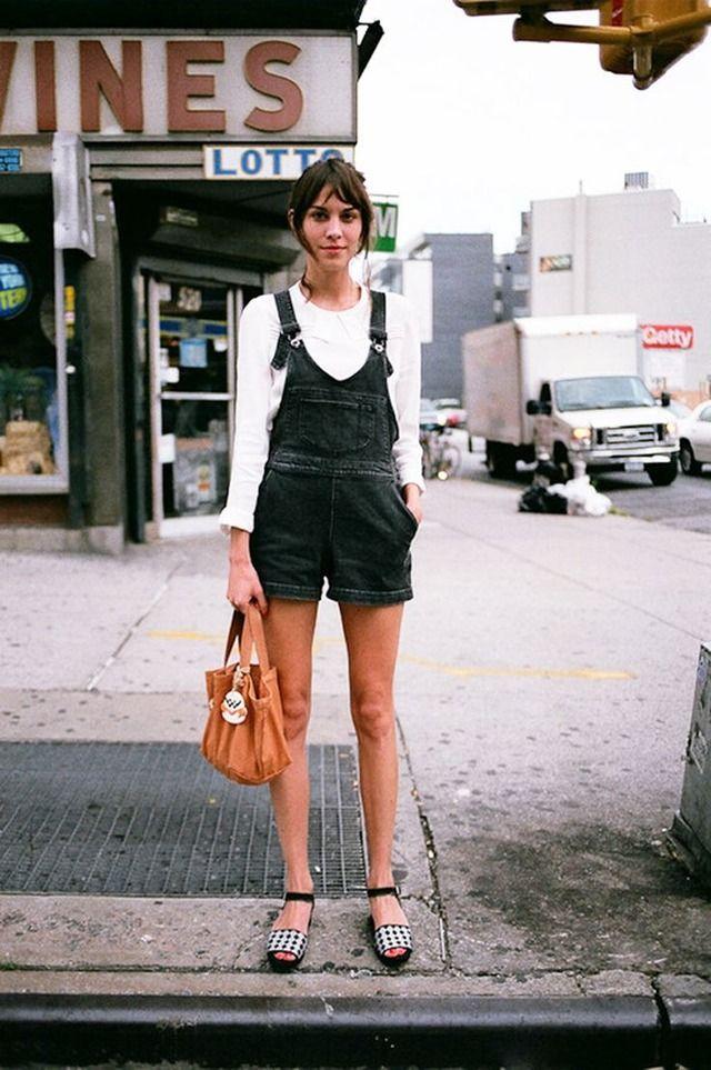 Stylish Way with Shortalls