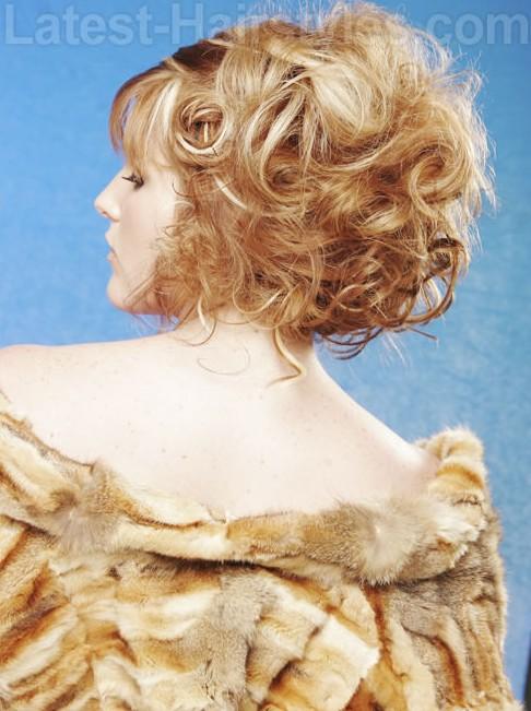 11 stijlvolle gebogen bobkapsels voor 2014