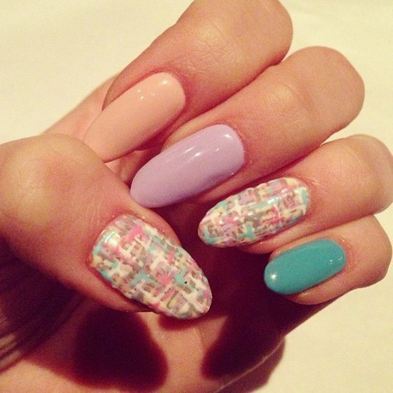 17 Super Cute Pastel Nail Designs Pretty Designs