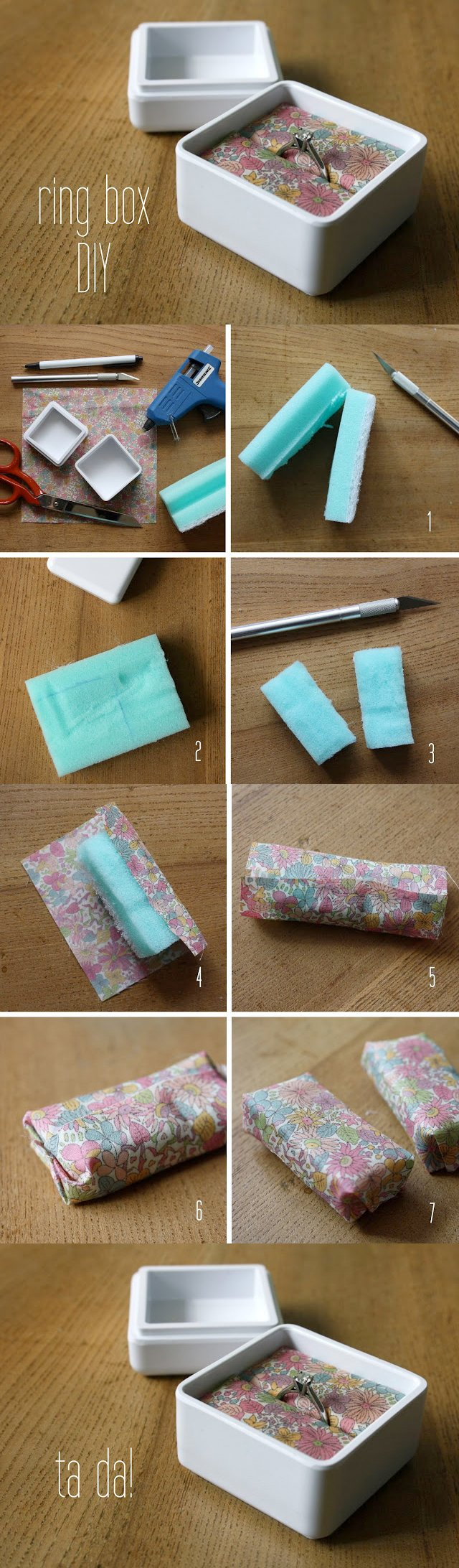 diy projects how to make ring organizers pretty designs