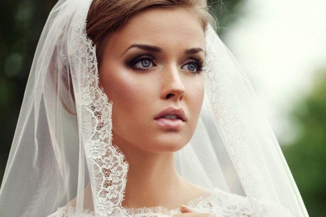 Wonderful Bridal Makeup Idea