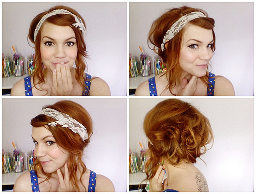 Adorable Hairstyle Tutorial