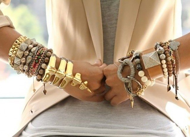 Amazing Multiple Bracelets