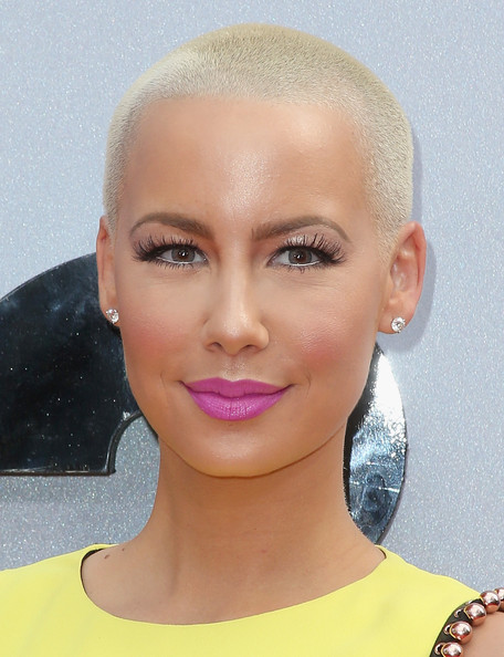 Amber Rose's Berry Lips