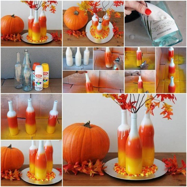 Autumn Vases