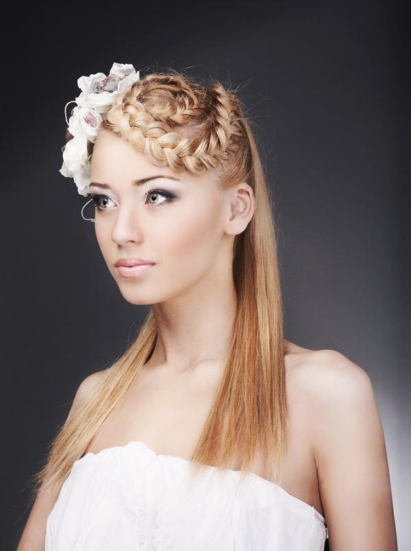 Beautiful Hairstyles Design : Fantastic long wedding hairstyles for bridals pretty designs
