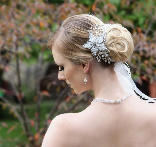 Beautiful Bridal Hair Accessory