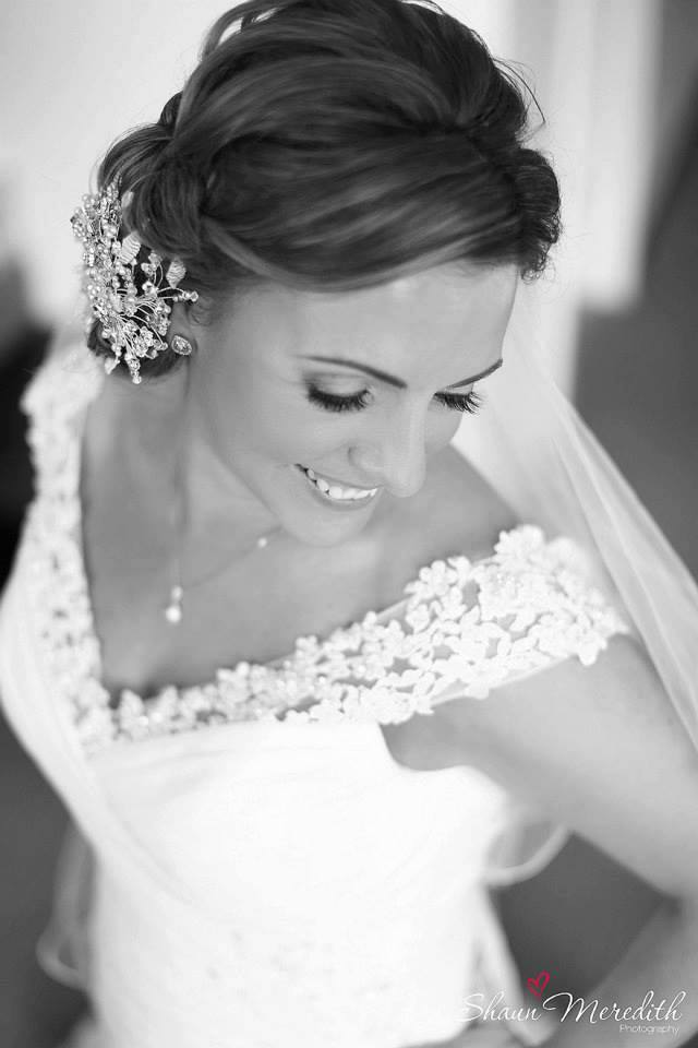 Beautiful Hair Accessory for Brides