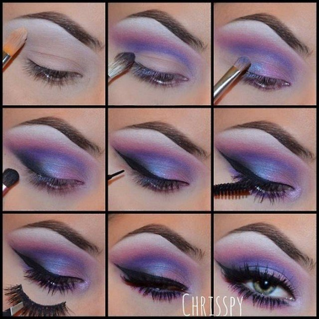 13 Amazing Step By Step Eye Makeup Tutorials To Try