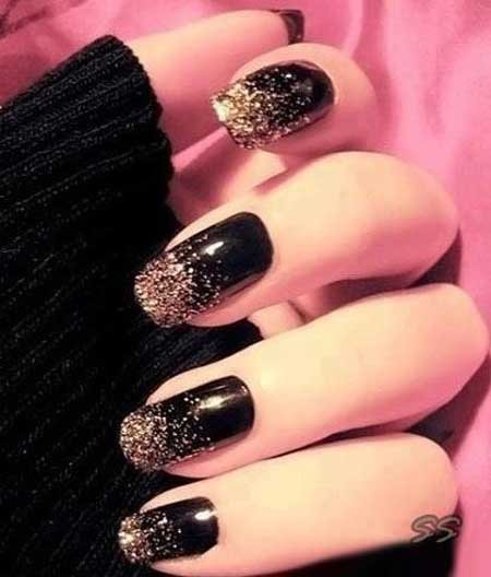 how to make glitter nail polish stay on longer