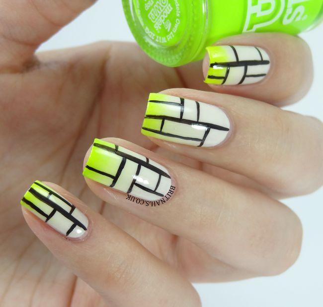 17 unieke ontwerpen voor neon nails voor 2019