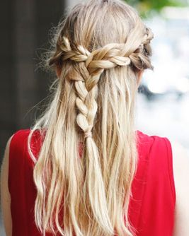 Blonde Hairstyle