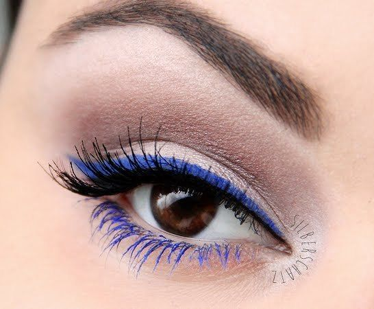 12 Ways to Teach You How to Apply Colored Mascara
