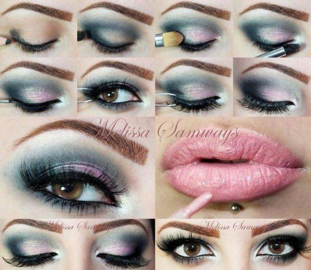 Pretty brown eye - 2 3