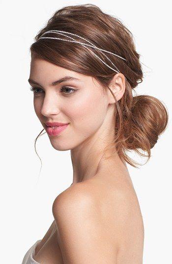 Boho Hairstyle with Headband