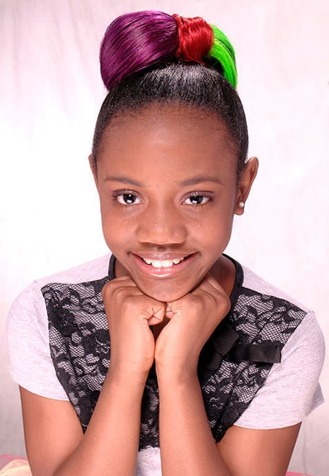 14 Great Hairstyles for Black Kids 2014 - Pretty Designs