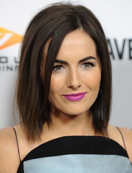 Camilla Belle Berry Lip Makeup