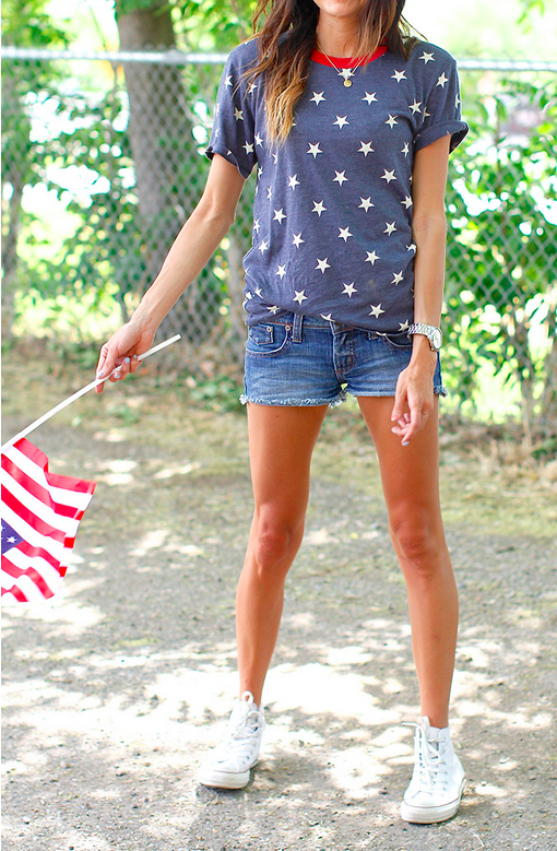 Stylish And Patriotic Outfit Ideas To Try Pretty Designs