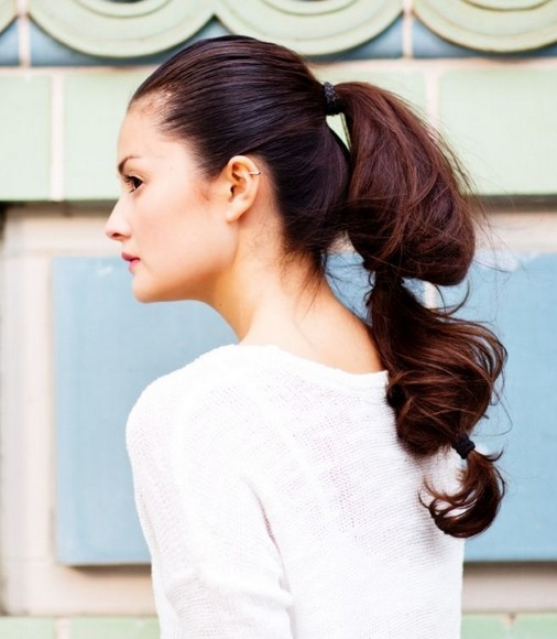 Casual Ponytail