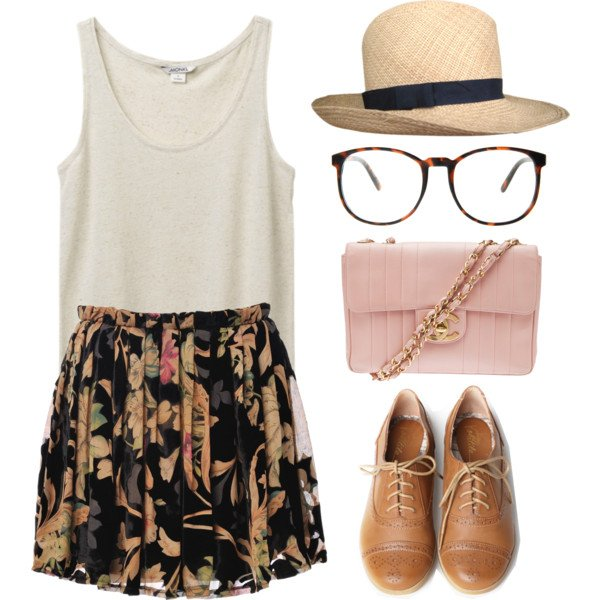 Cute Vintage Outfit Smile Its The 28 Trendy Skirts Ideas For A Chic Summer Pretty Designs Casual Idea With Skirt