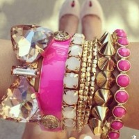 Chic Multiple Bracelets Combo
