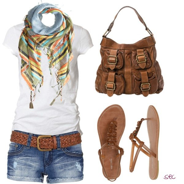 13 Fashionable Summer Outfits Ideas Pretty Designs