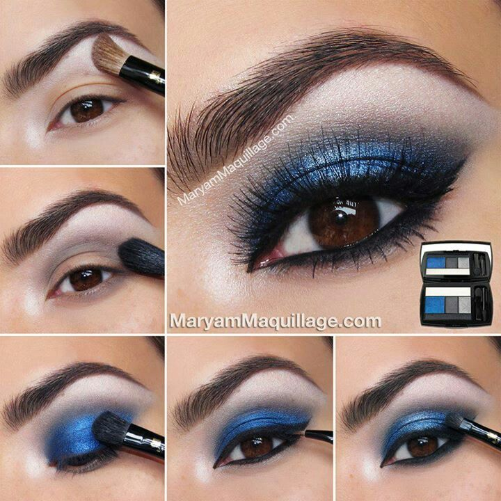 makeup tutorial for dark blue eyes mugeek vidalondon