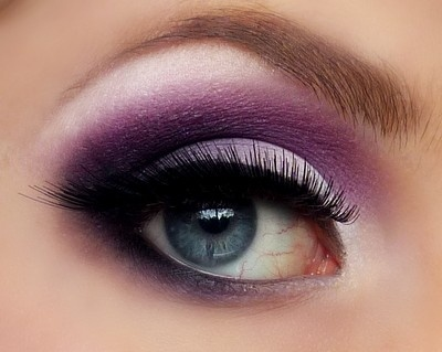 14 glamorous purple eye makeup looks pretty designs