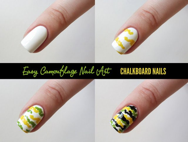 12 Wonderful Nail Art Tutorials for All Ages - 12 Wonderful Nail Art Tutorials For All Ages - Pretty Designs